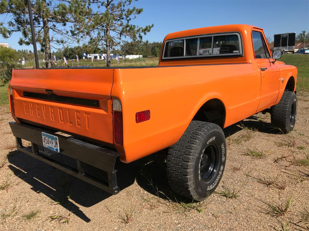 1968 Chevrolet C10 For Sale Cc 1089257 Chevy Lifted Large Picture Of 68 Nch5