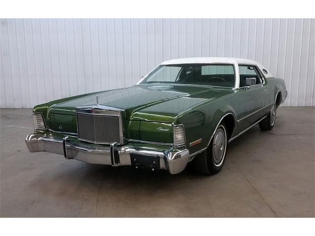 Picture of Classic '73 Lincoln Mark IV located in Maple Lake Minnesota - NCH8