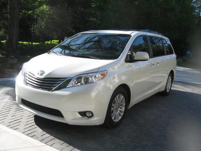 Picture of '15 Sienna - NCHN