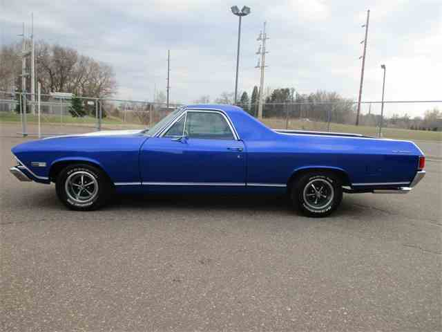 Picture of '68 El Camino - NCHS