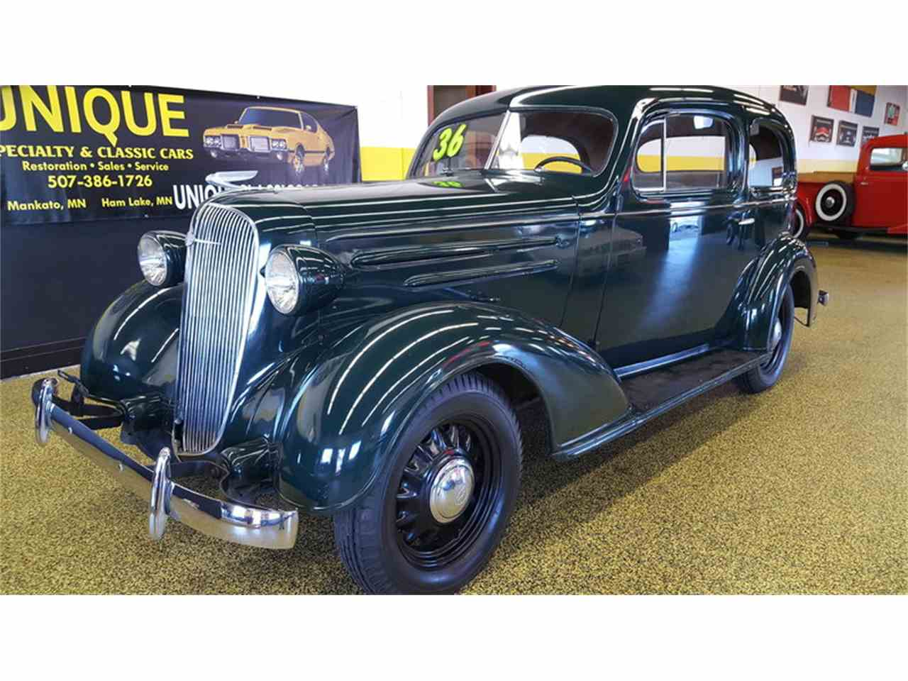 1936 Chevrolet Master for Sale | ClassicCars.com | CC-1080930