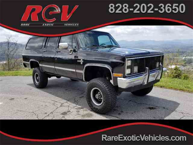 Picture of '86 Suburban - NCIC