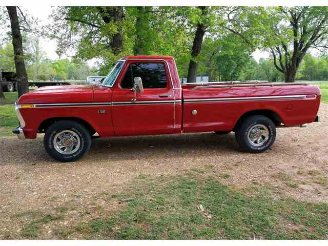 Picture of '76 F150 - NCIH