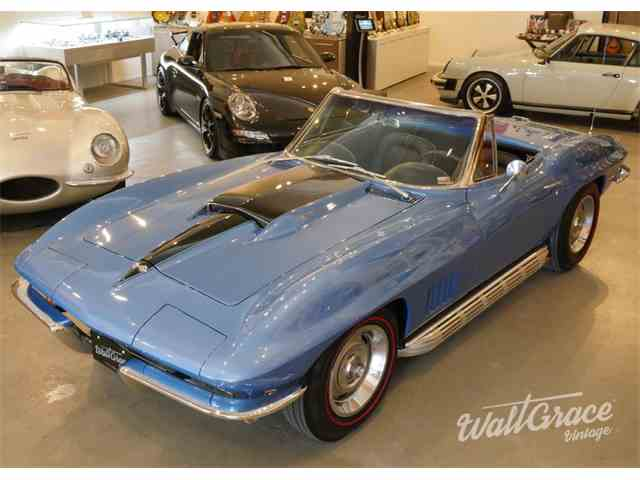 Picture of '67 Corvette - NCIJ
