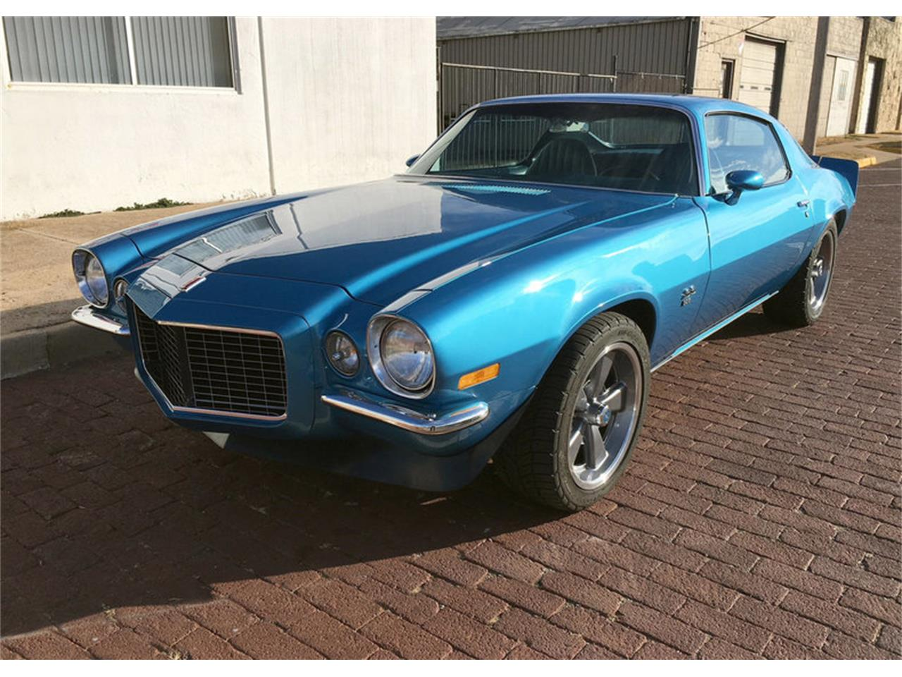 Large Picture of '72 Camaro - NCJ6