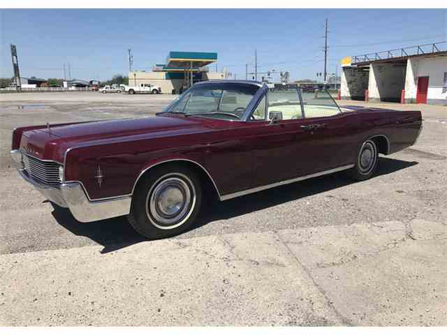 Picture of '66 Continental - NCJE