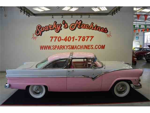 Picture of Classic 1955 Crown Victoria - $36,900.00 - NCJU