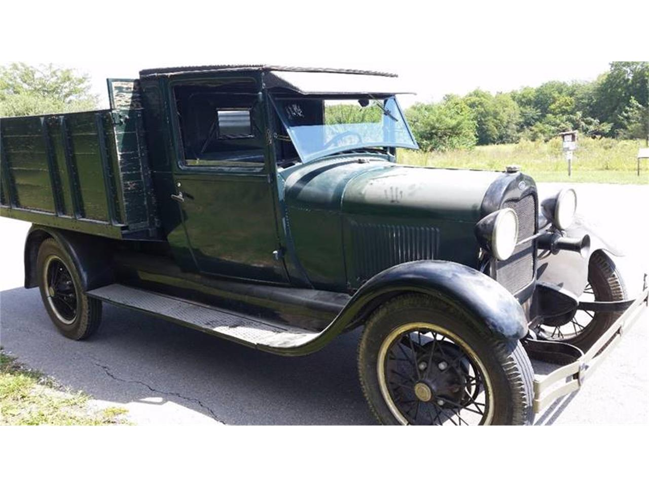 Picture of '29 Model AA - NCK7