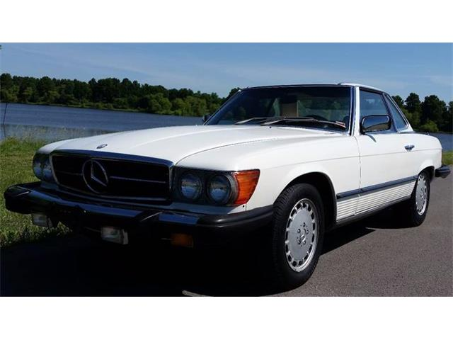 Picture of '81 380SL - NCKE
