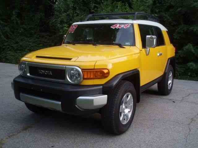 Picture of '07 FJ Cruiser - NCKH