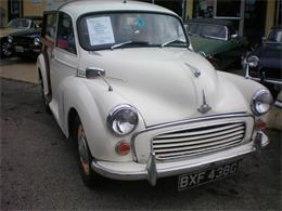 Picture of Classic '68 Minor 1000 2Dr Traveler - N625