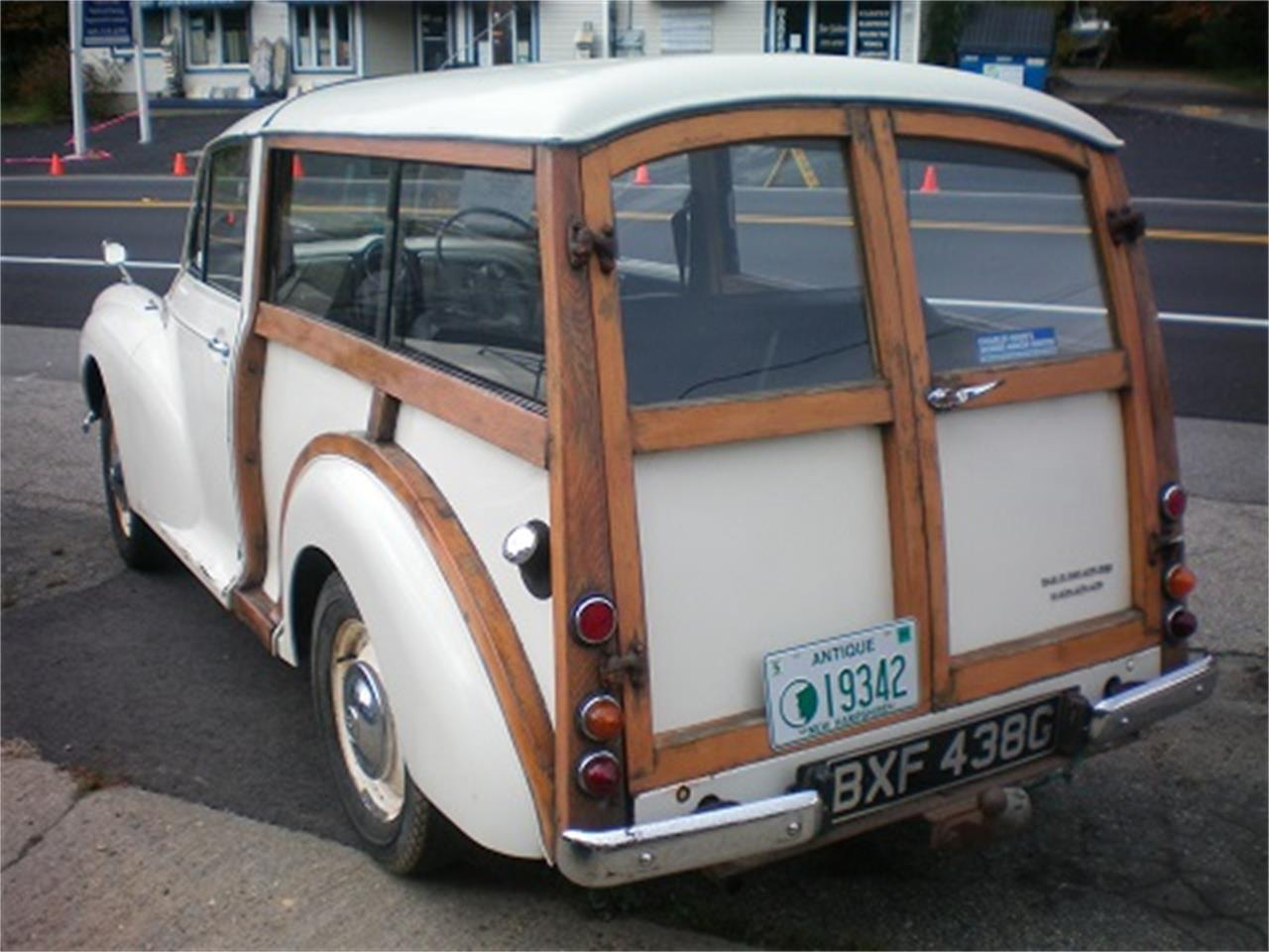 Large Picture of '68 Minor 1000 2Dr Traveler located in Rye New Hampshire - $13,900.00 - N625