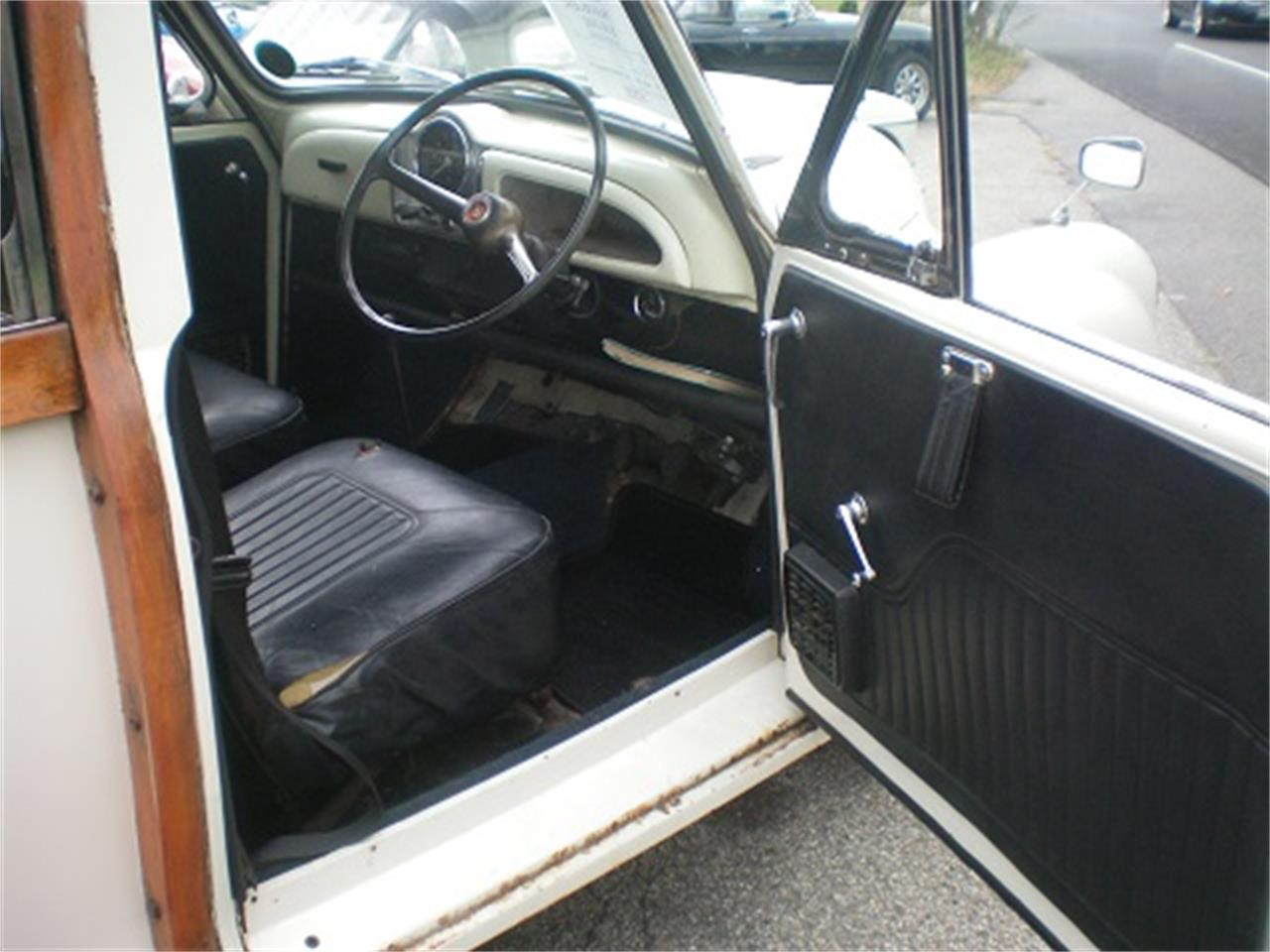 Large Picture of Classic '68 Morris Minor 1000 2Dr Traveler located in Rye New Hampshire Offered by Brit Bits - N625