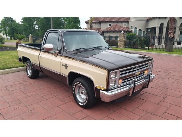 1985 Chevrolet C10 For Sale On Classiccars Com