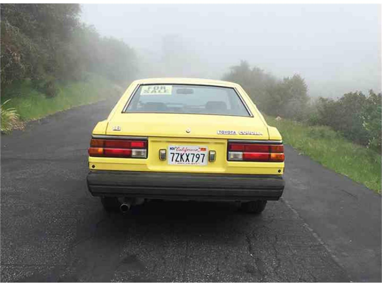 Large Picture of '80 Corolla - NCLS