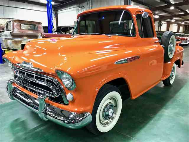 Picture of '57 Chevrolet 3100 located in Sherman Texas - $25,900.00 Offered by  - NCLV