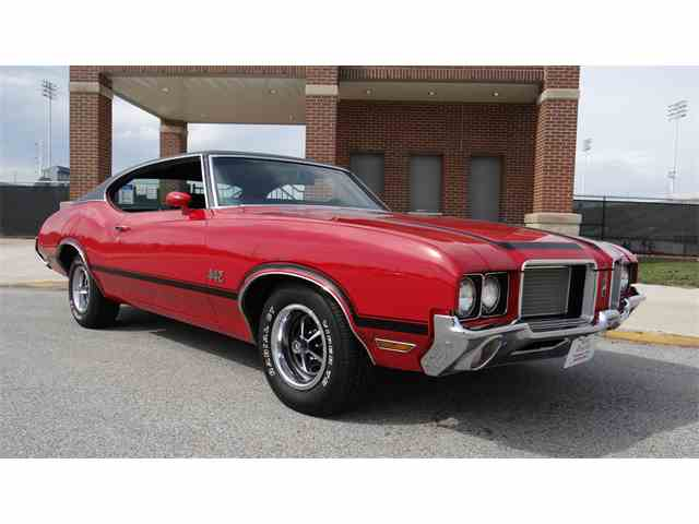 Picture of '72 Cutlass - NCLX