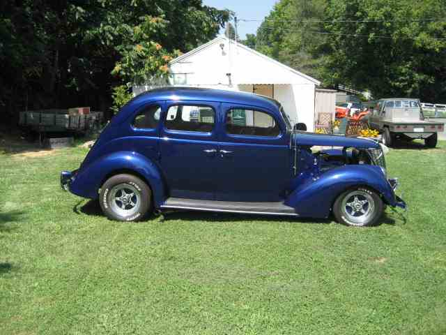 Picture of '37 4-Dr Sedan - NCLY