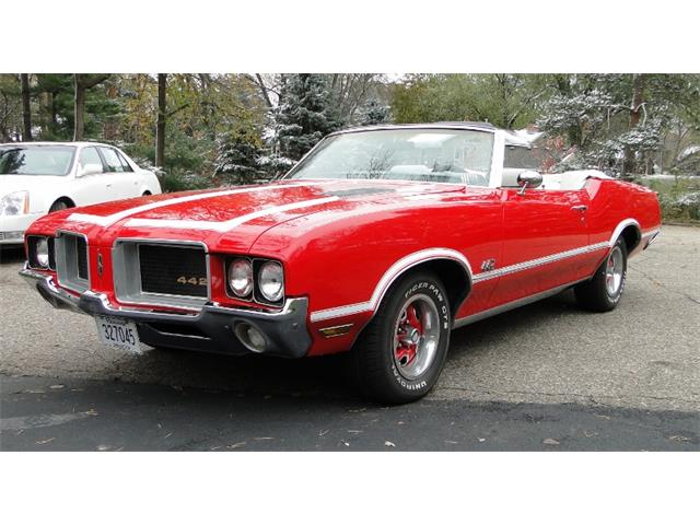 Picture of '72 Cutlass Supreme - NCM1