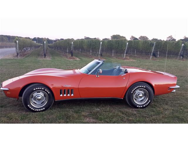 Picture of '69 Corvette - NCM5