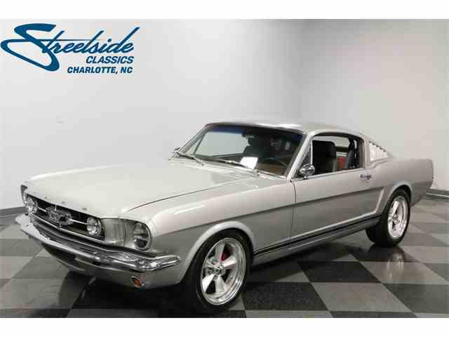 Picture of Classic '65 Ford Mustang located in North Carolina - $45,995.00 Offered by  - NCMG