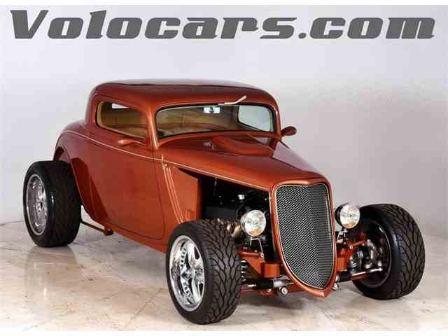 Picture of '33 3-Window Coupe - NCMM