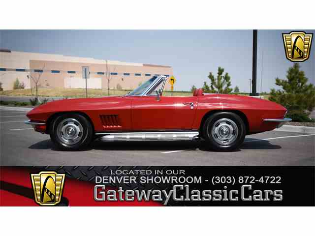 Picture of '67 Corvette - NCMN
