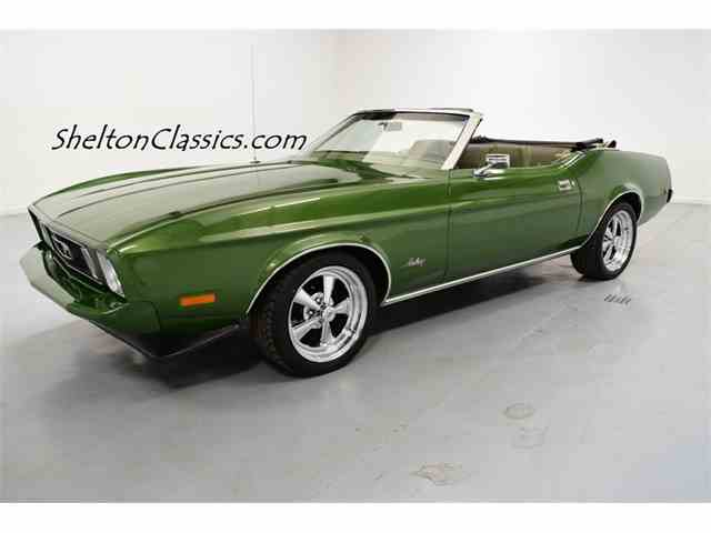 Picture of 1973 Ford Mustang Offered by  - NCMR