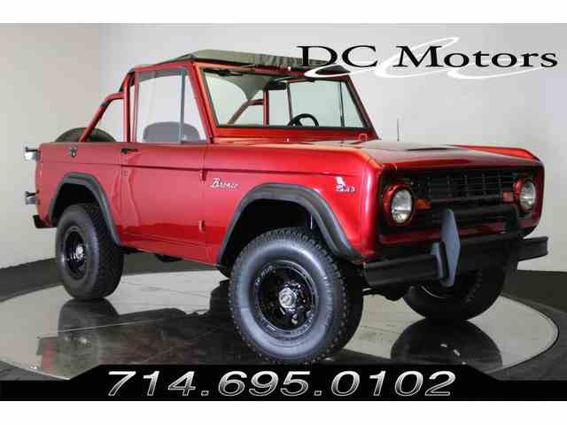 Picture of '68 Bronco - NCNH