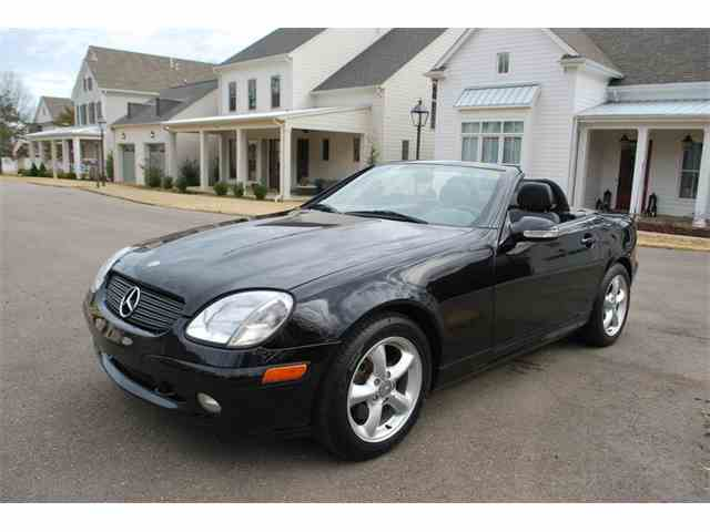 Picture of '01 SLK-Class - NCNJ