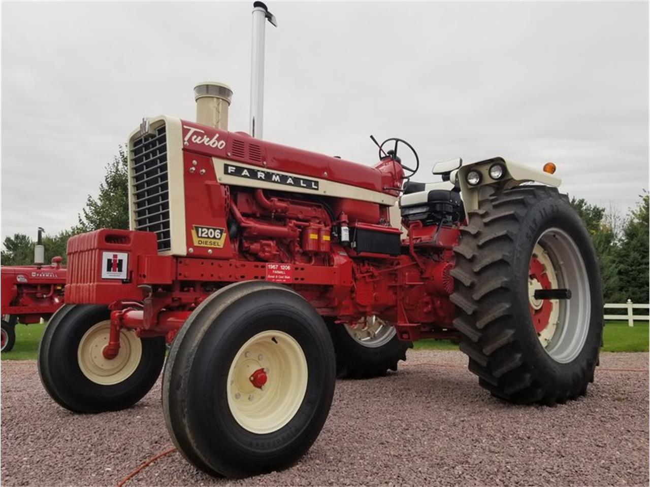 Large Picture of '67 1206 - N62D