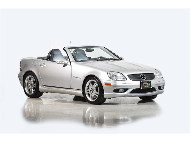 Picture of '03 SLK-Class - NCO0
