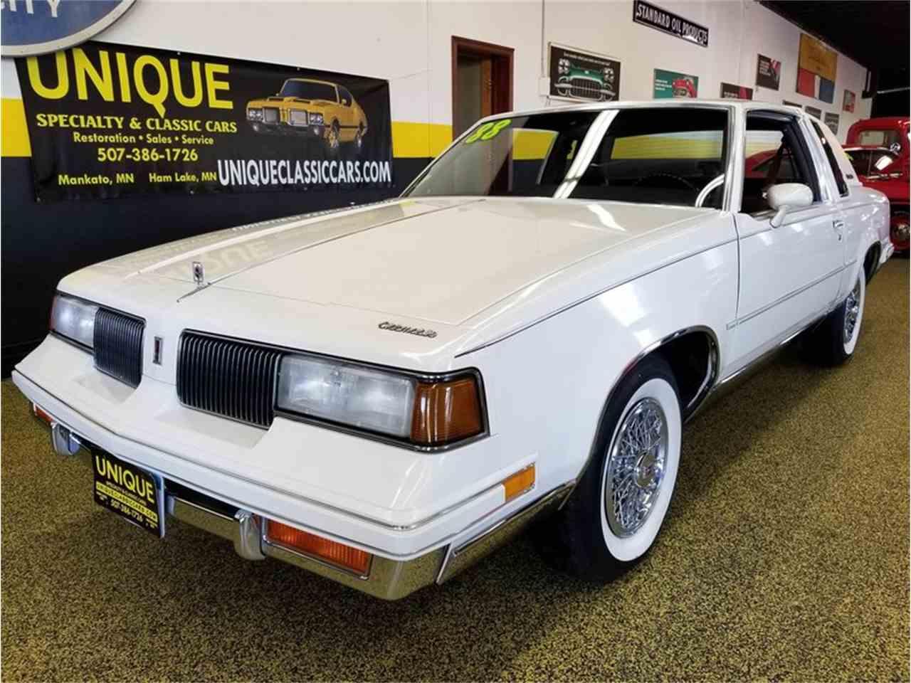 1988 Oldsmobile Cutlass Supreme for Sale | ClassicCars.com | CC-1080953