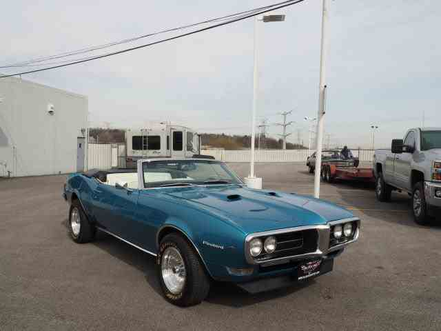 Picture of '68 Firebird - NCOW