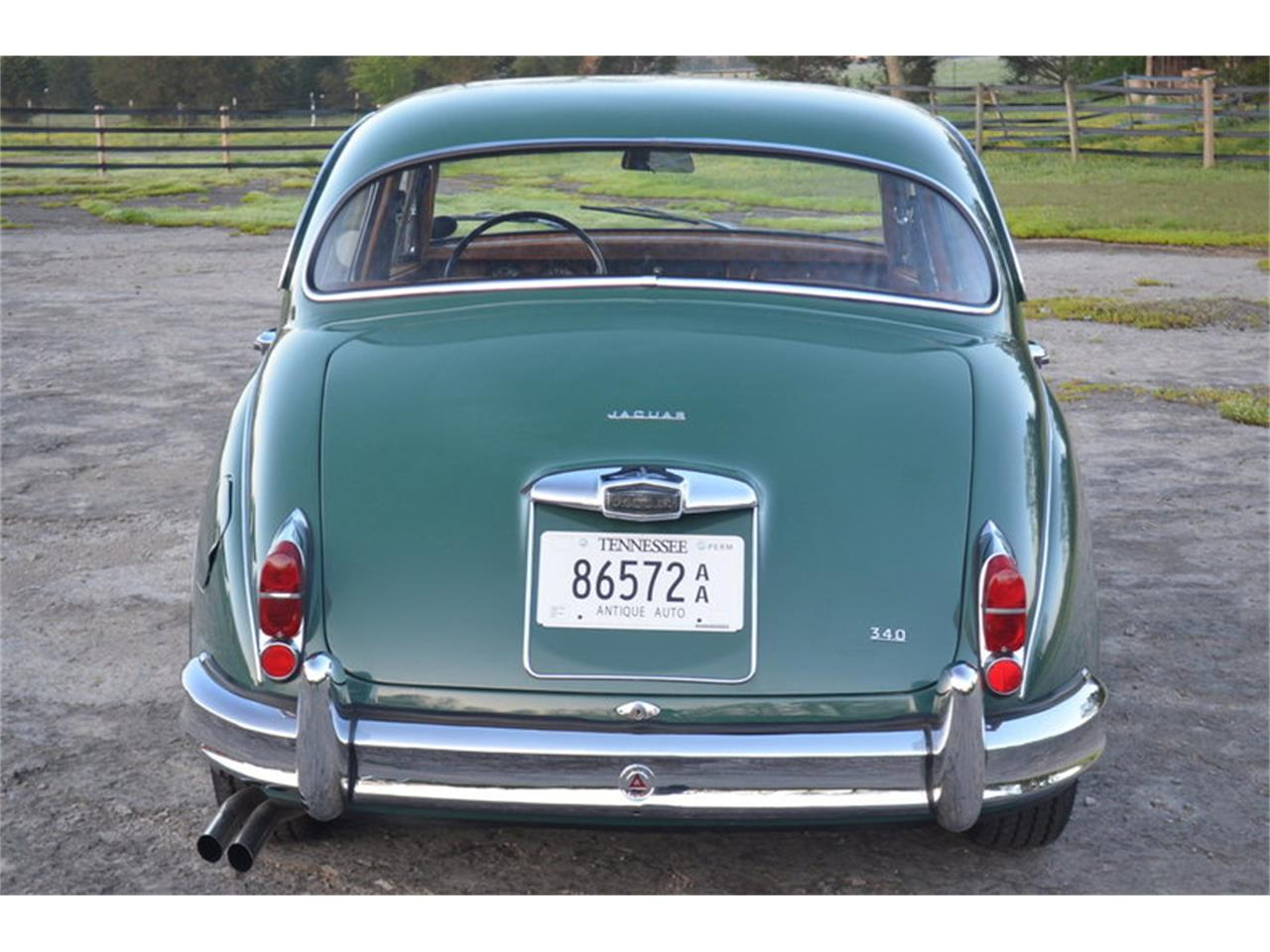 Large Picture of 1967 Mark I located in Lebanon Tennessee - $42,900.00 Offered by Frazier Motor Car Company - NCOZ