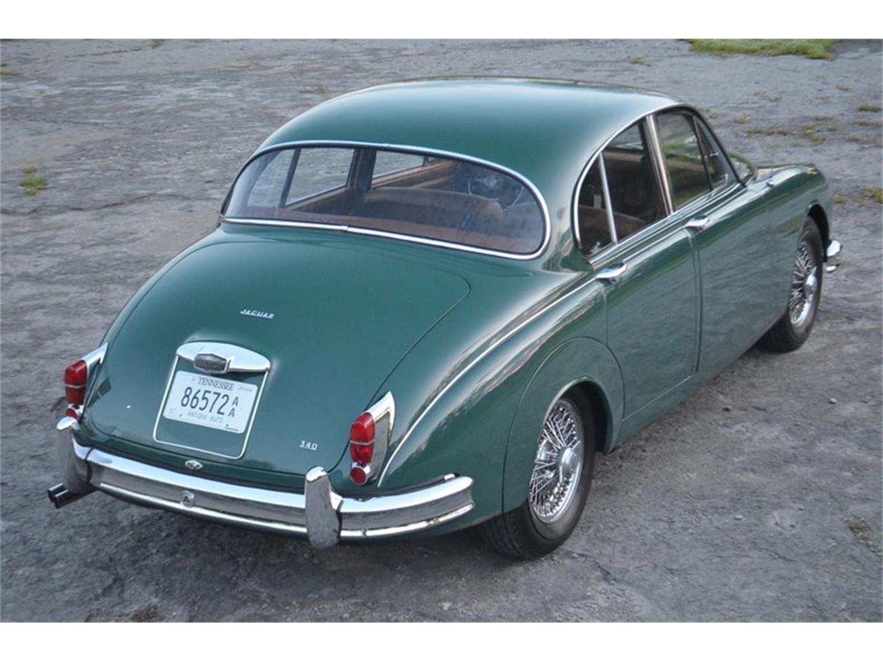 Large Picture of 1967 Jaguar Mark I located in Tennessee Offered by Frazier Motor Car Company - NCOZ