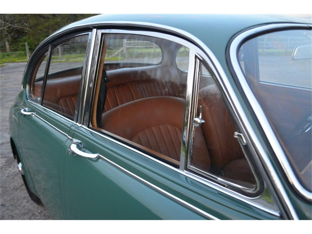 Large Picture of '67 Jaguar Mark I Offered by Frazier Motor Car Company - NCOZ
