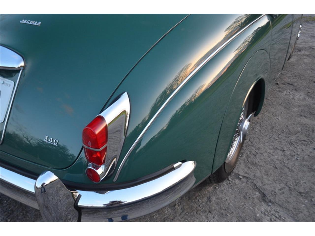 Large Picture of Classic '67 Jaguar Mark I located in Tennessee - $42,900.00 - NCOZ