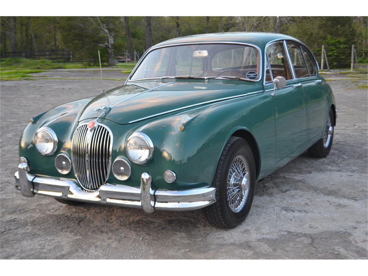 Large Picture of Classic 1967 Mark I - $42,900.00 Offered by Frazier Motor Car Company - NCOZ