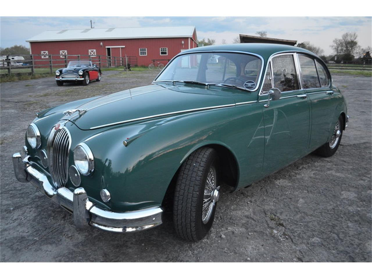 Large Picture of Classic '67 Mark I - $42,900.00 Offered by Frazier Motor Car Company - NCOZ