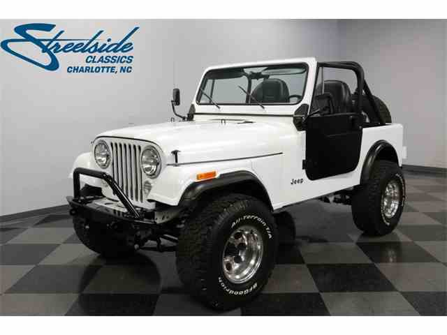 Picture of '84 CJ7 - NCP0