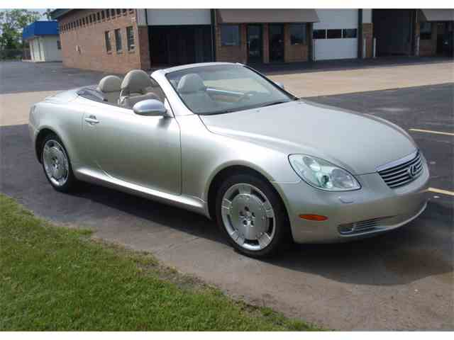 Picture of '03 SC430 - NCP7