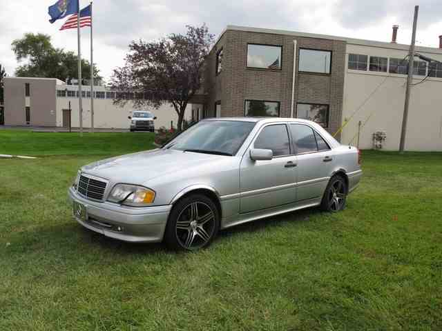 Picture of '96 Mercedes-Benz C-Class located in Troy Michigan - NCPK