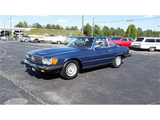 Picture of '85 380SL - NCPM