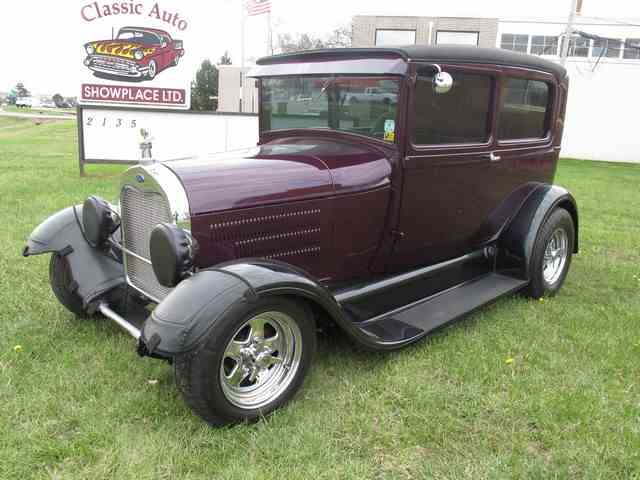Picture of Classic '29 Model A Offered by  - NCQ0