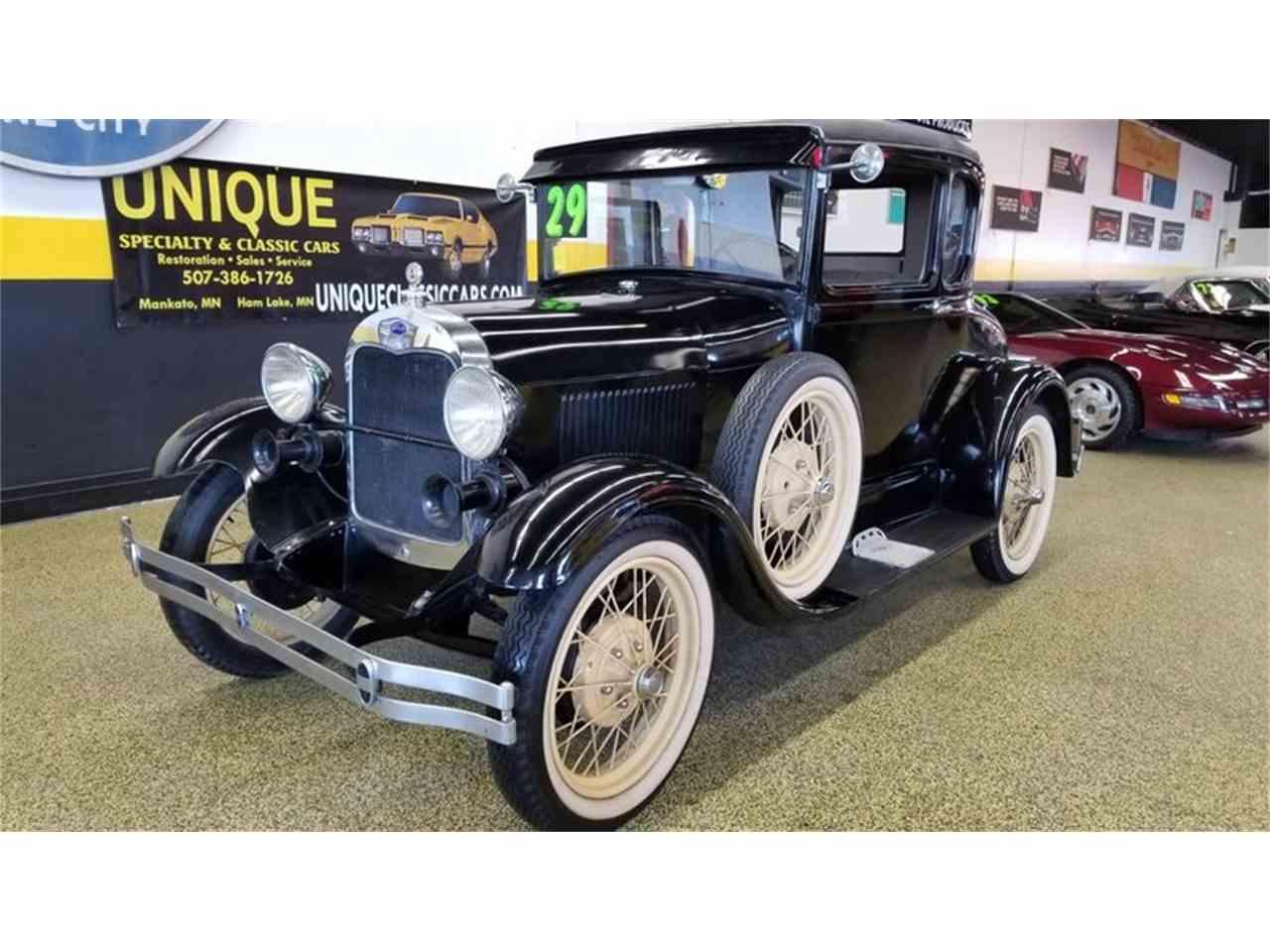 1929 Ford Model A for Sale | ClassicCars.com | CC-1080958
