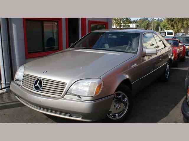 Picture of '95 Mercedes-Benz S-Class located in Los Angeles California Offered by  - NCQB