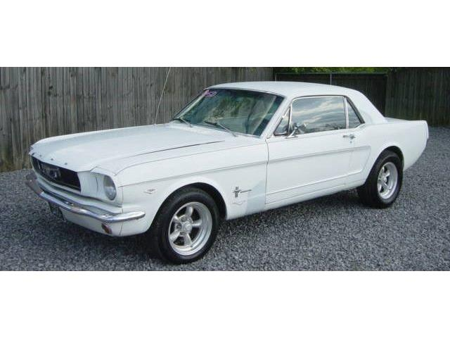 Picture of 1966 Mustang located in Hendersonville Tennessee - NCQN