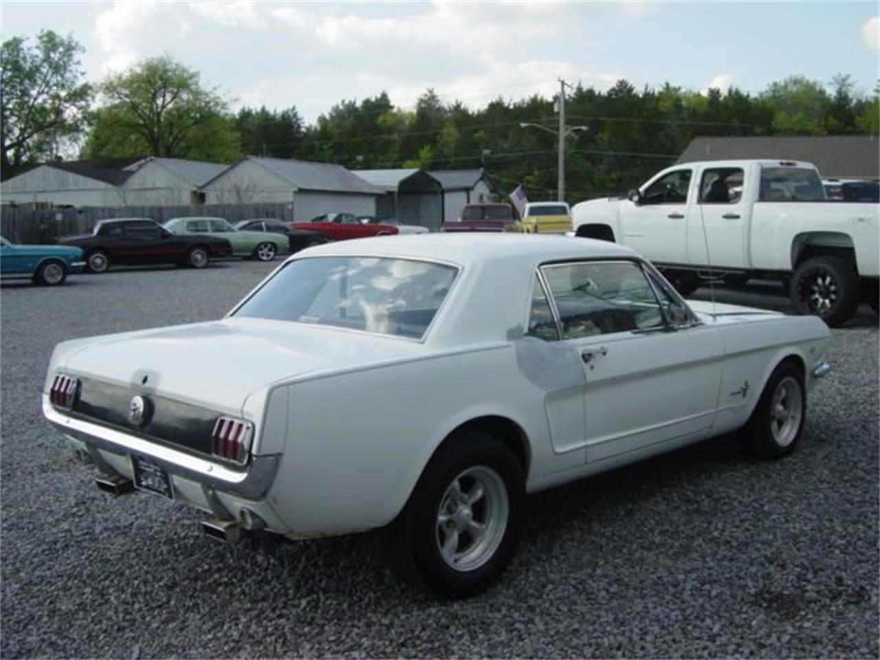 Large Picture of Classic '66 Mustang - NCQN