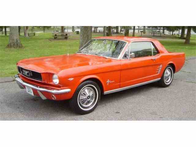 Picture of '66 Mustang - NCQP